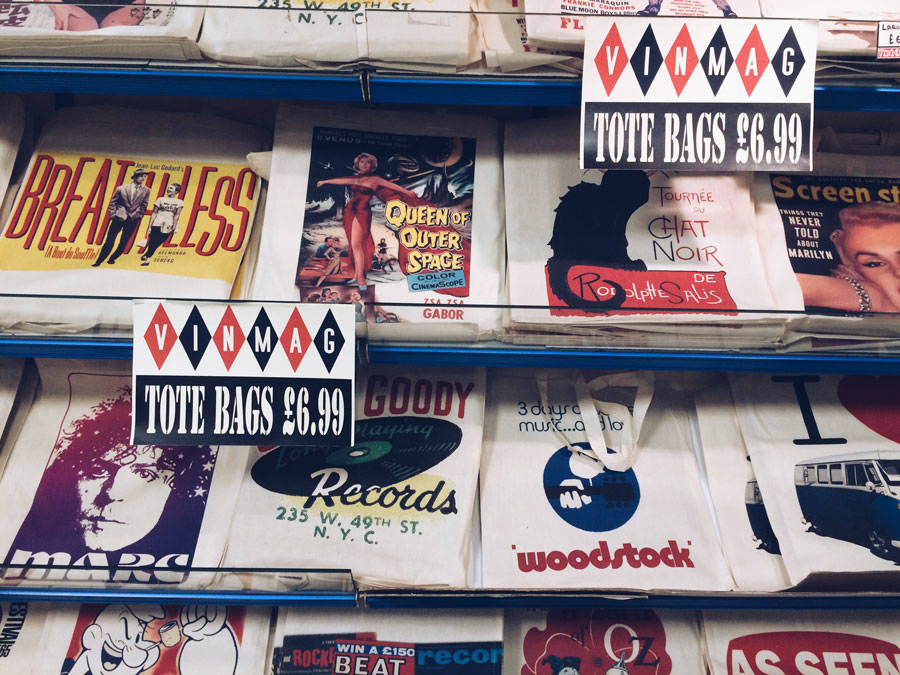 OK But First Coffee - Vintage Magazine Shop London