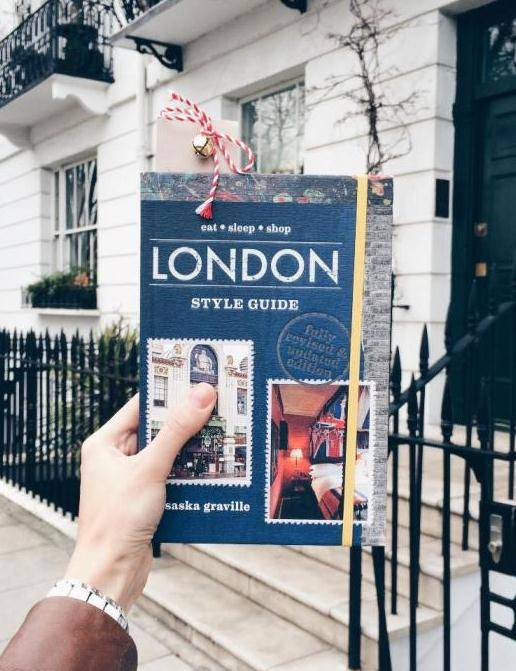 London Style Book Free – Ok But First Coffee