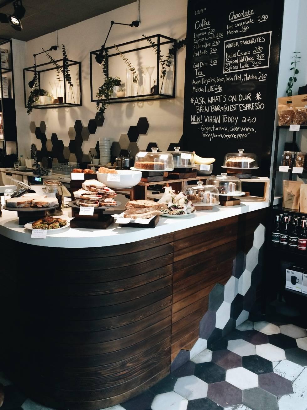 Curators Coffee Shop London Ok But First Coffee