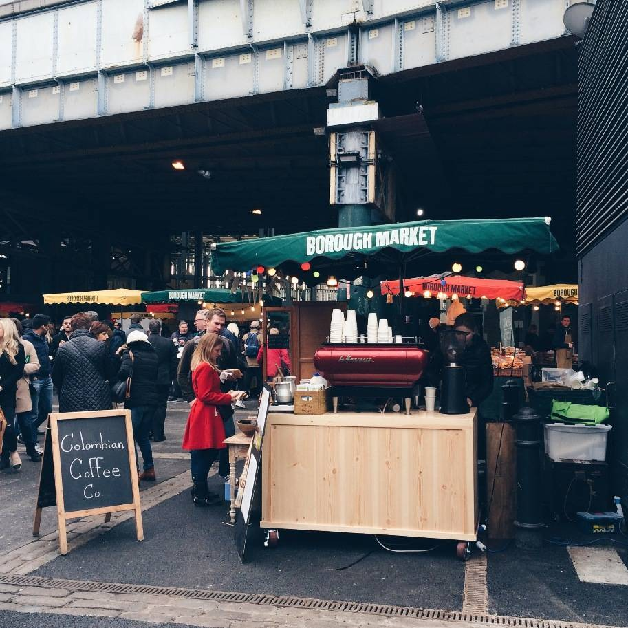 10 ideas for street photo in London – Ok But First Coffee – Markets