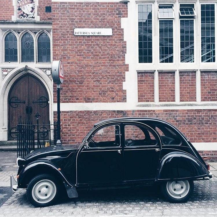 10 ideas for street photo in London - Ok But First Coffee - Vintage Car