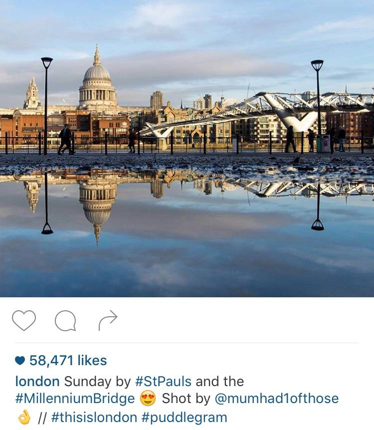 10 ideas for street photo in London – Ok But First Coffee – puddlegram