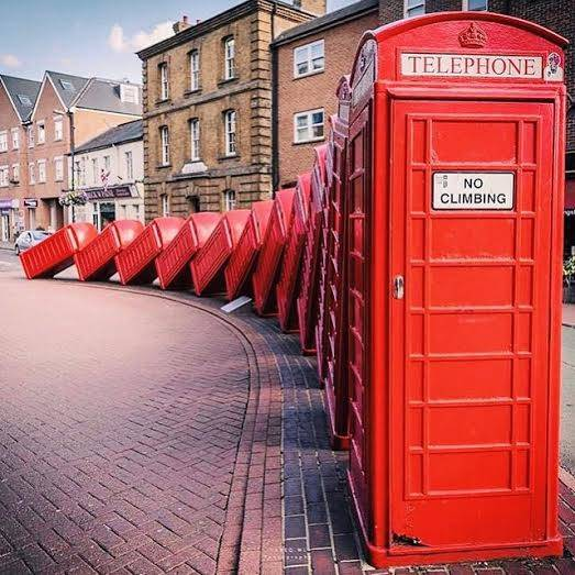 Out of Order – Old London Road, Kingston upon Thames KT2 6QF