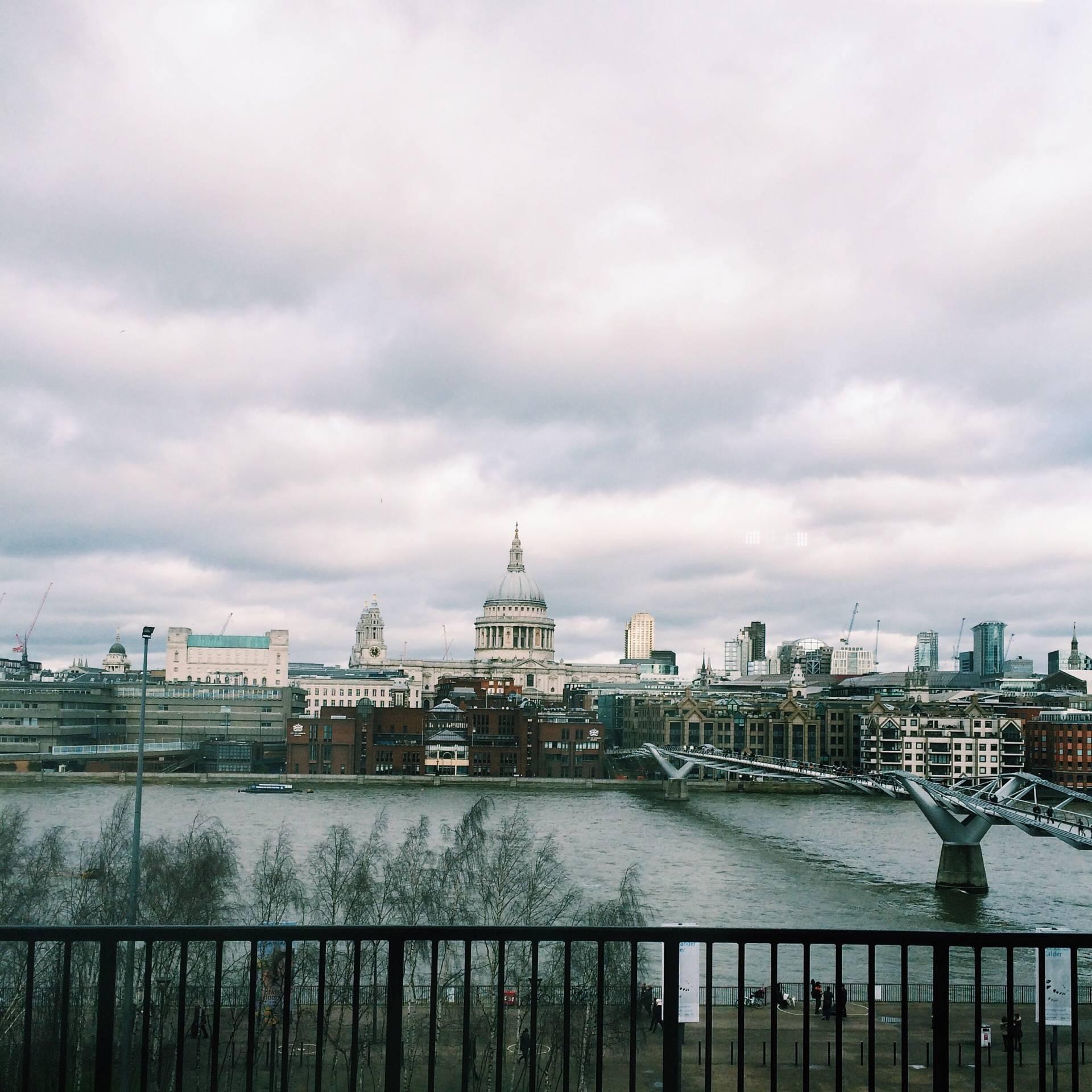 Tate Modern Cafe – Bankside, SE1 9TG