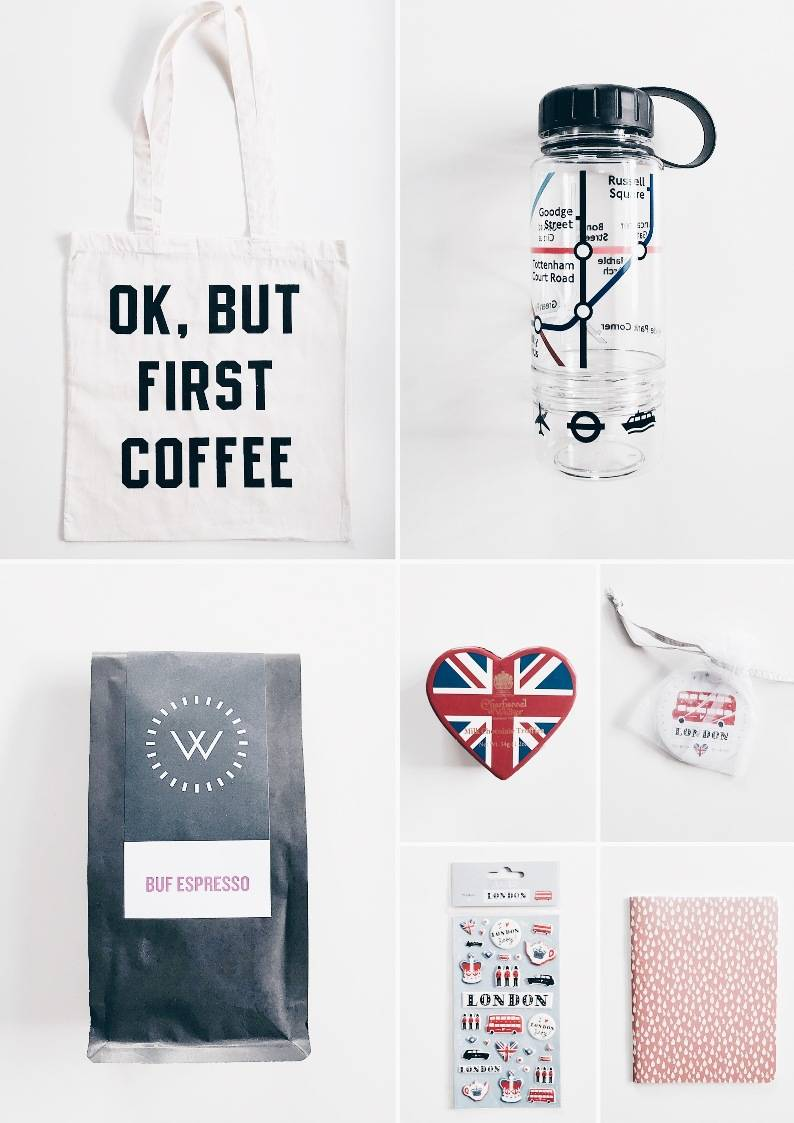 ok but first coffee give away details