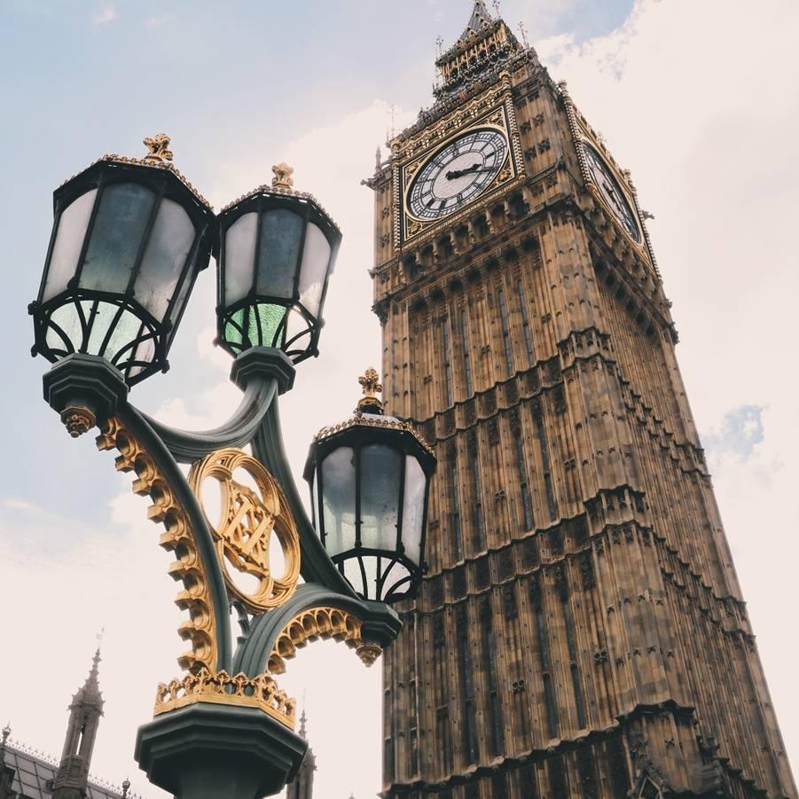 London Photography Street Light Challenge Instagram justinbiegall