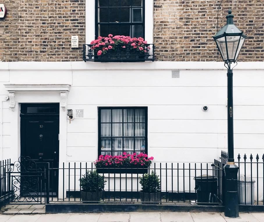 London Street Lights Photo Challenge Katya Jackson