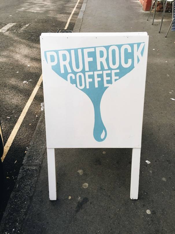 Prufrock Coffee London Ok But First Coffee