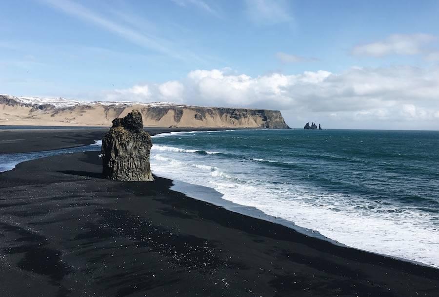 Dyrhólaey Black Beach Iceland Ok But First Coffee