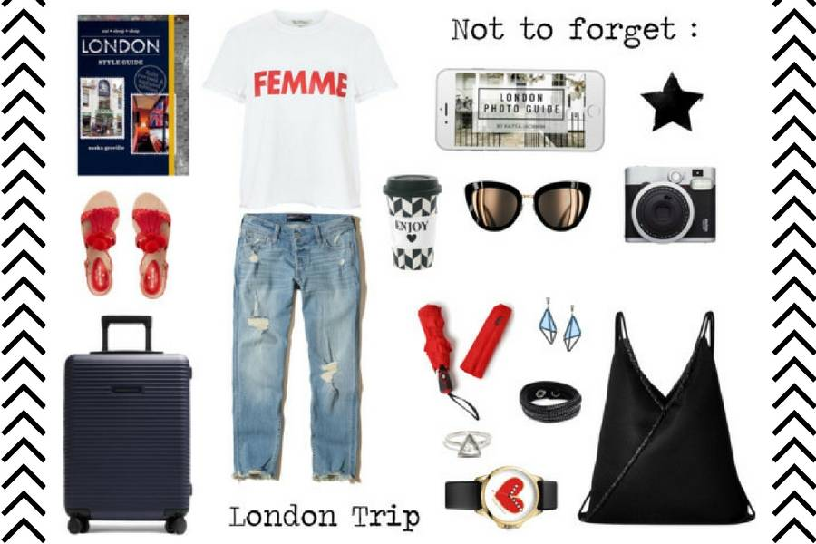 what to pack to summer trip to london ok but first coffee