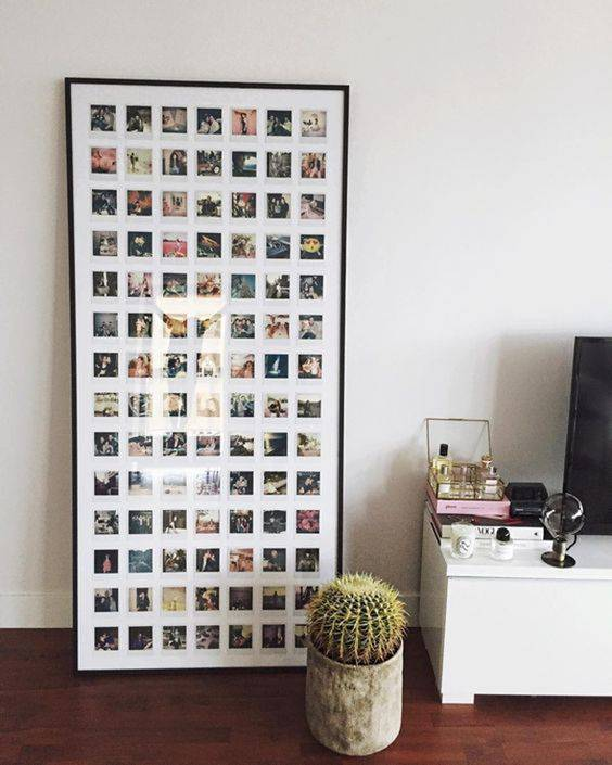gallery frame instagram photos