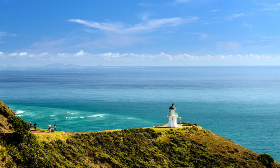 Things to do in New Zealand Cape Reigna