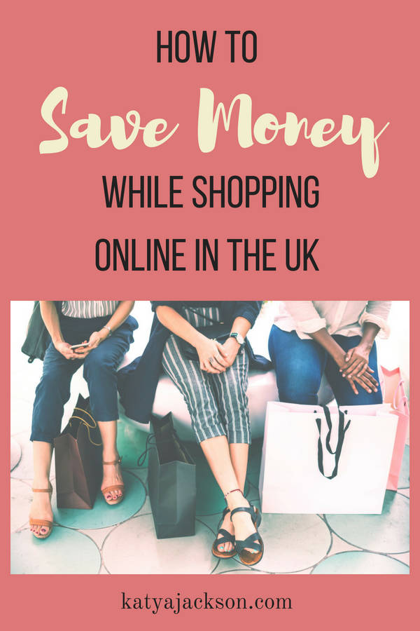 how to save money while shopping online in the uk