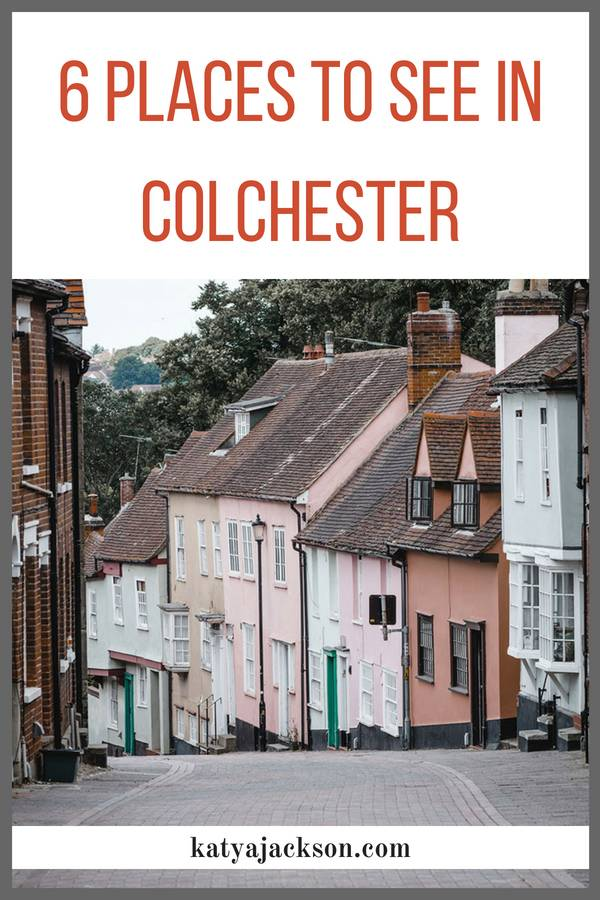 6 Places To See In Colchester Essex Day Trips From London England Travel Uk Blog Katya Jackson