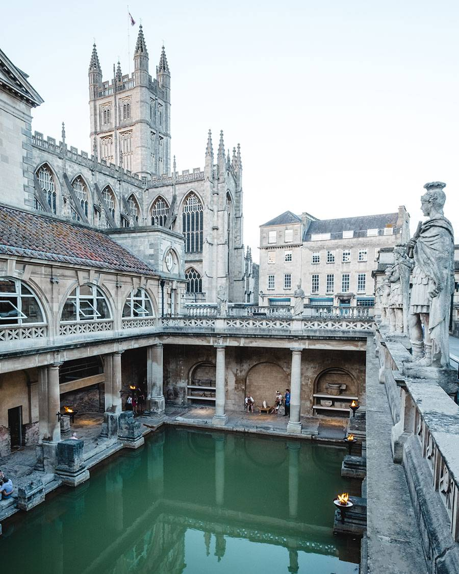 Roman Baths, Pretty Towns Uk, London One Day trip, Bath, Bath England, Somerset England, Katya Jackson