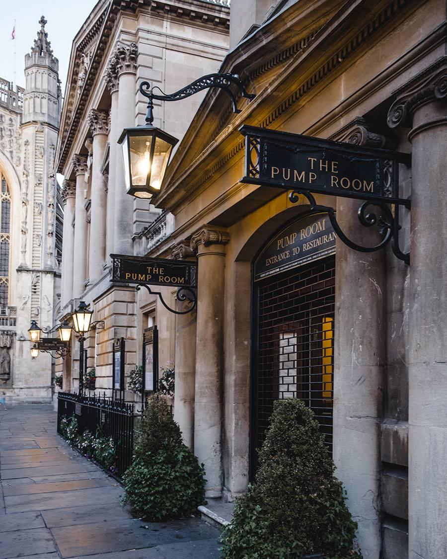 Roman Baths Pump Room, Pretty Towns Uk, London One Day trip, Bath, Bath England, Somerset England, Katya Jackson