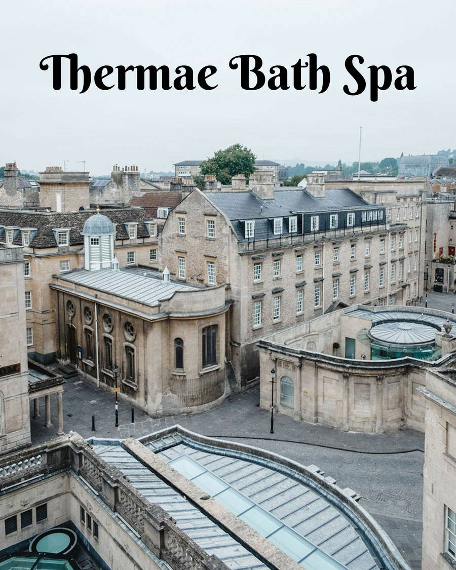 Do like the Romans – bathe in thermal waters! Thermae Bath Spa review.