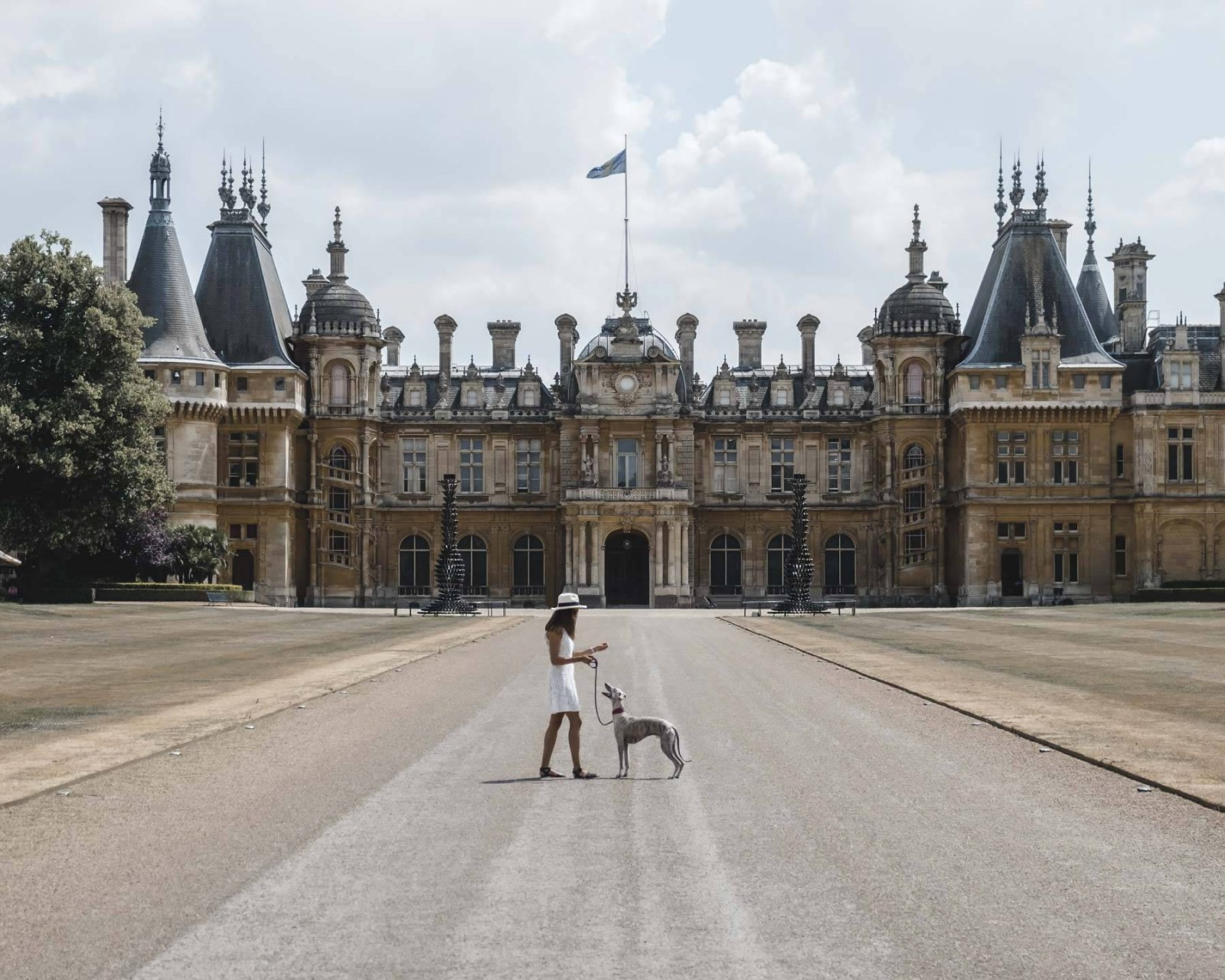 National Trust, Beautiful Manor House, England Travel, Waddesdon-Manor-estate-England-National-Trust-property-beautiful-houses-of-England-London-blog-Katya-jackson