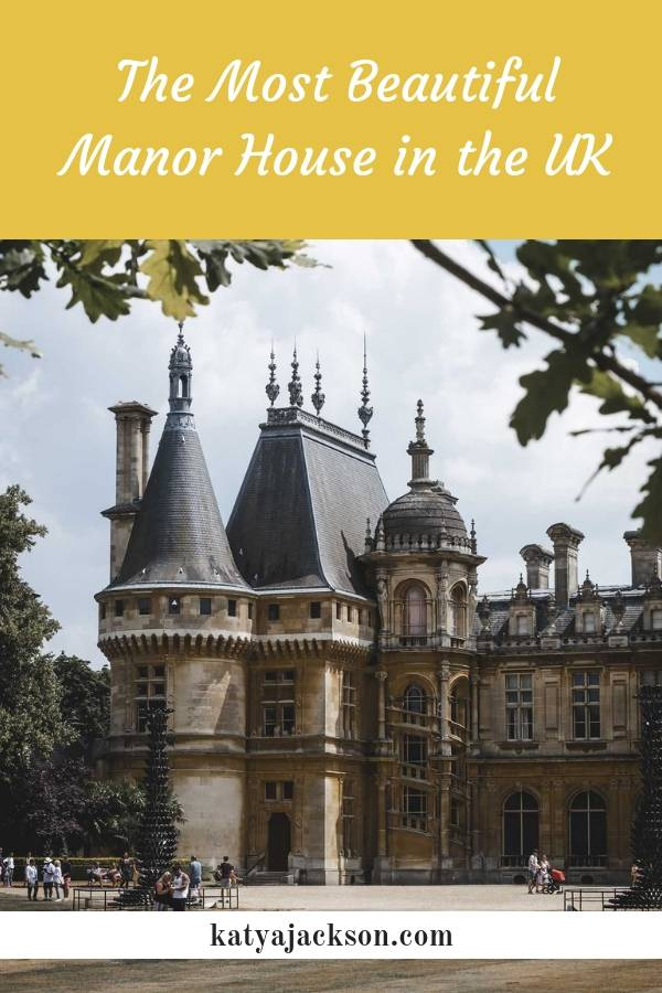 Waddesdon Manor House UK Day Trip from London Katya Jackson Blog