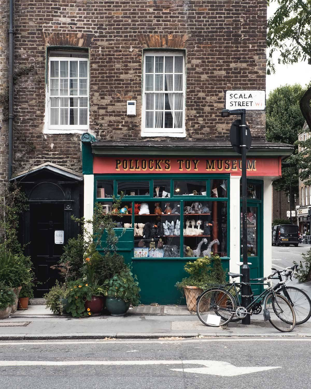 16 photogenic locations to discover in Fitzrovia, London