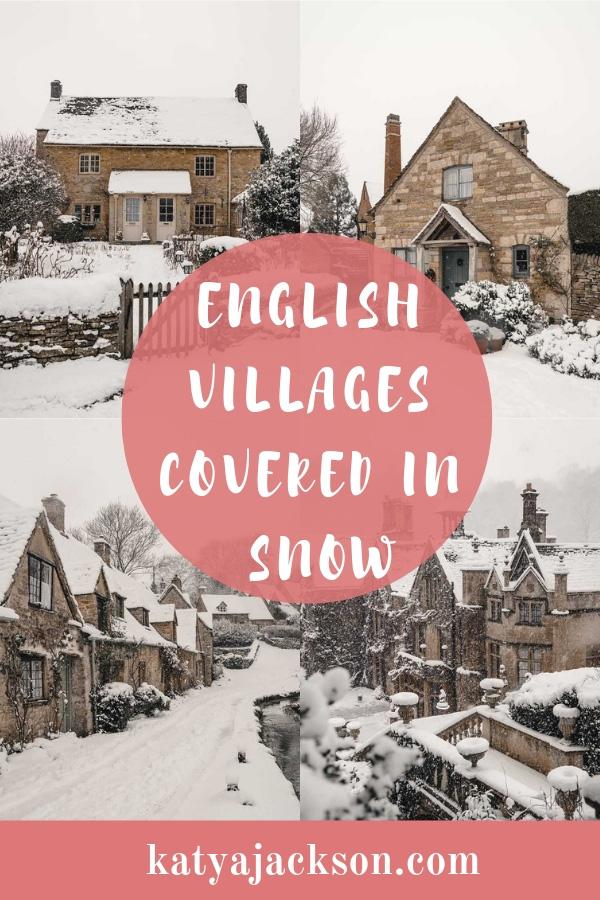 idyllic english country villages the cotswolds katya jackson