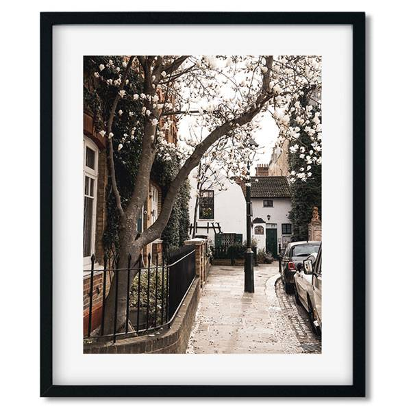 london themed gifts and london souvenirs katya jackson blog london chelsea print blooming magnolia