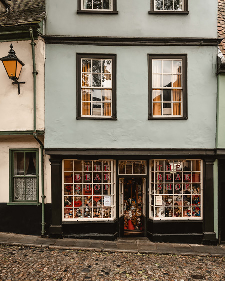 Norwich-things-to-do-Katya-Jackson-Blog-Instagram-Pretty-English-town-Elm-Hill-The-Bear-Shop