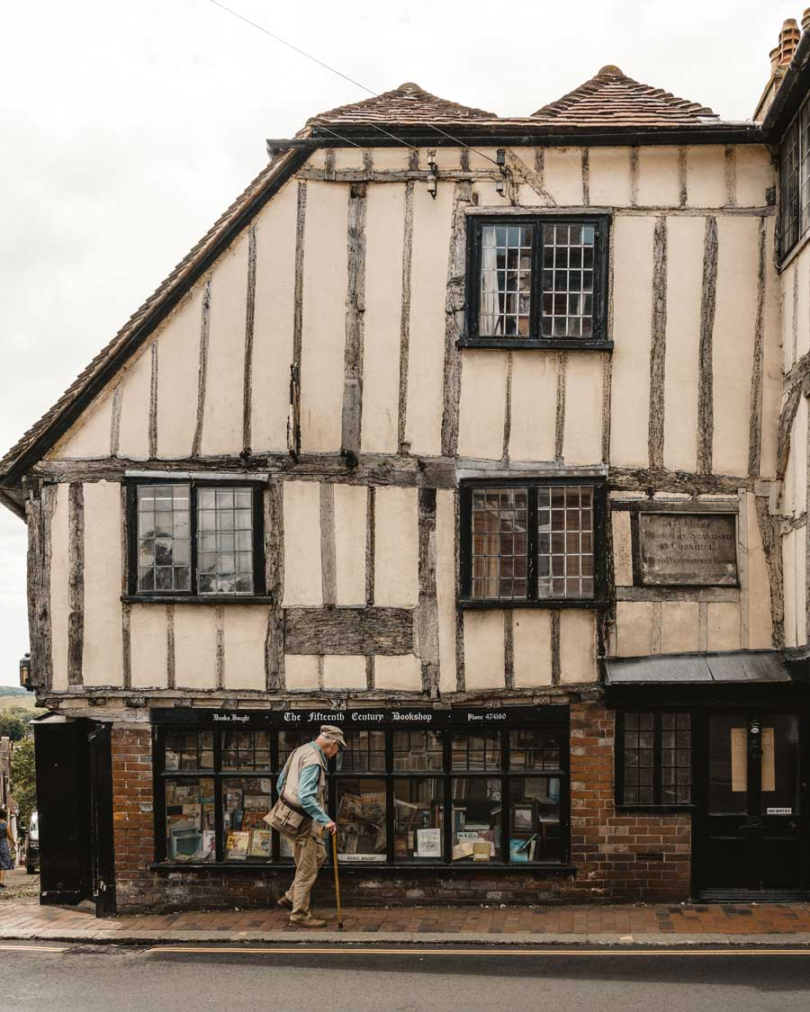 Exploring Sussex – a day trip to Lewes