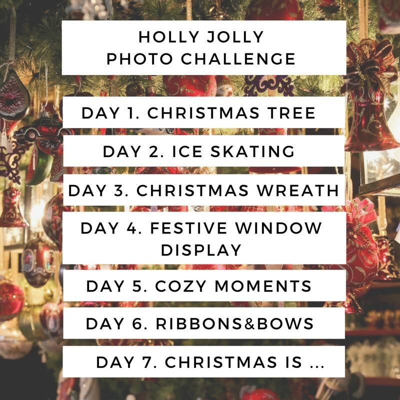 Holly Jolly Photo Challenge